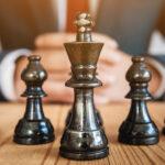 líder estratégico es es decidido y flexible